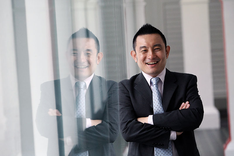 Boon Hui Tan, director of Asia Society Museum