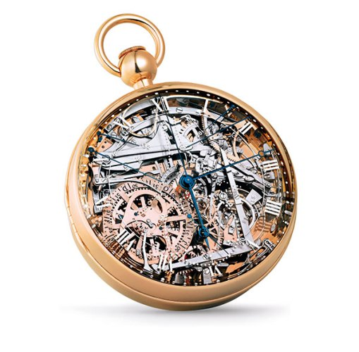 Minute Repeating Perpetual Watch 'Marie Antoinette'