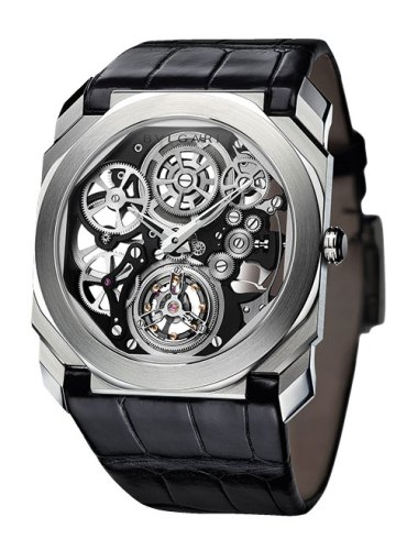 The octo finissimo tourbillon skeleton