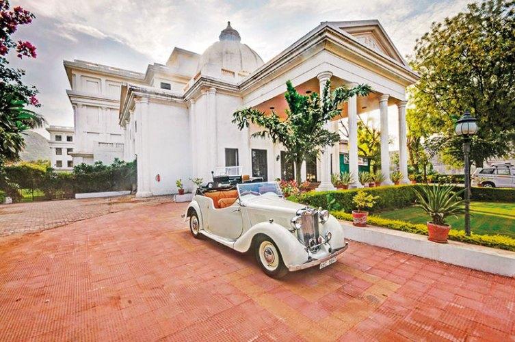 Hadoti Palace Hotel