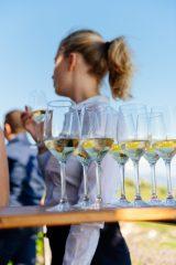 Wine-tasting workshop, EHL Junior Academy