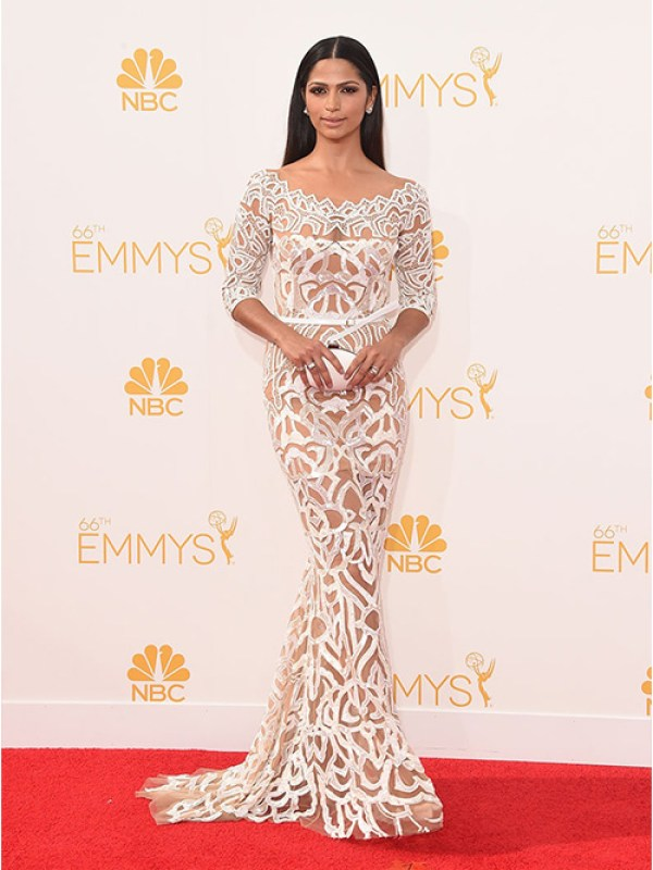 Camila Alves Emmy Awards 2014