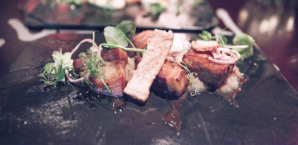 Platters at Reuben's