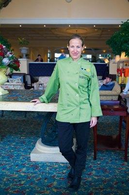 Chef Jocelyn Myers-Adams