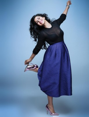 Nimrat Kaur for Verve in January 2014