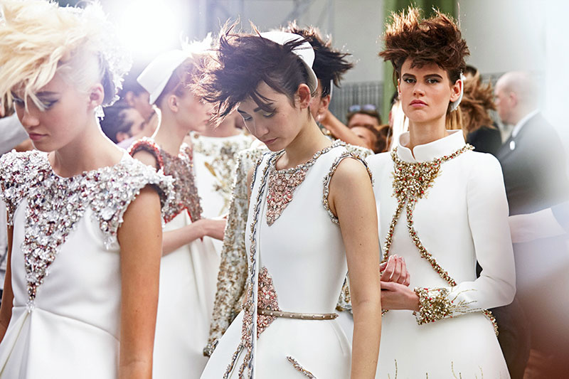 Chanel's Haute Couture Fall Winter 2014-15 collection