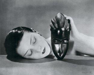 Man Ray photograph