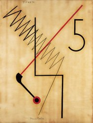 Francis Picabia artwork, 1922