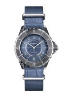 Chanel: J12-G.10 Blue Chromatic