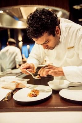 Chef Gaushan De Silva