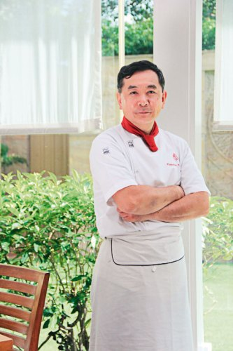 Chef Kazuhiro Koizumi