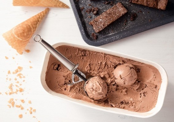 Choco Brownie Ice Cream