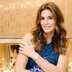 Cindy Crawford OMEGA store mumbai india