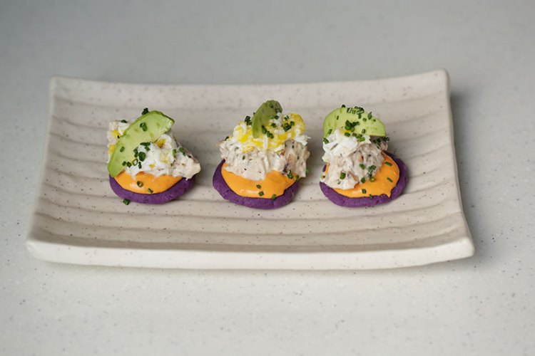 Classic chicken causa