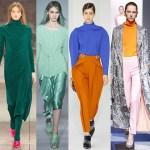 Colour block, New York Fashion Week Fall 2017, runway, Fashion