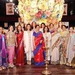 Committee members of the IMC Ladies' Wing