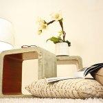 Convow, modish handmade concrete furniture