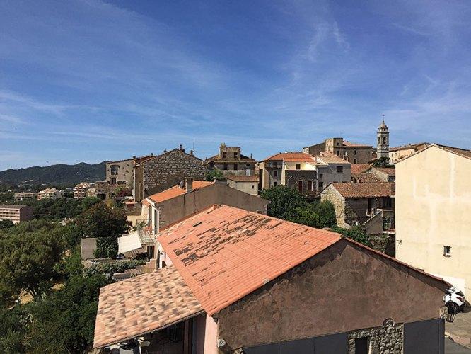 Rooftops of Porto-Vecchio