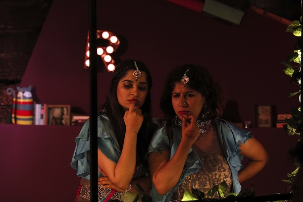 A still from Dekh Behen