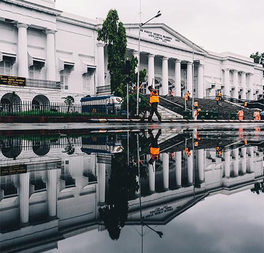 The Asiatic Society State Central Library