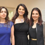 Nawaz Modi Singhania, Diana Hayden, Poonam Soni at Poonam Soni's Collection Launch