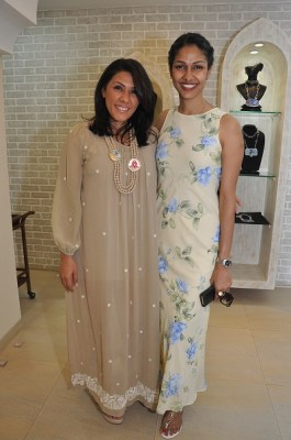 Reshma Merchant, Nethra Raghuraman