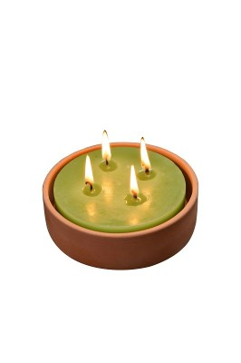 AURO CANDLES: Citronella Candle, beeswax and essential oils