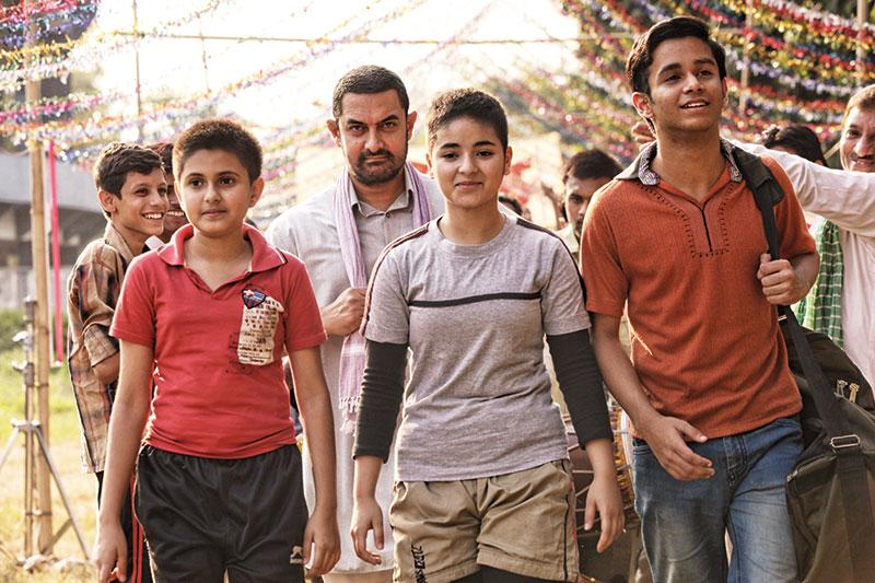 Dangal, Bollywood, Indian Cinema, Aamir Khan