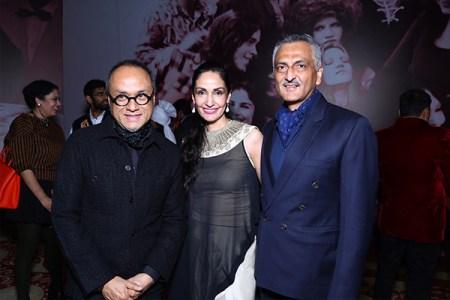 David Abraham, Simar Duggal, Rakesh Thakur