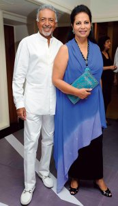 Suresh and Deveika Bhojwani
