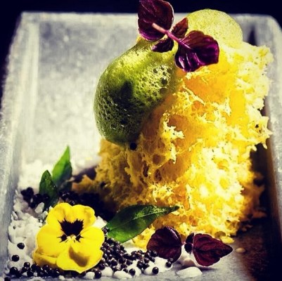 Dhokla inspired from his mother's recipe