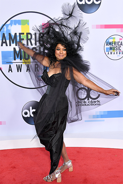 Diana Ross in Vivienne Weswood