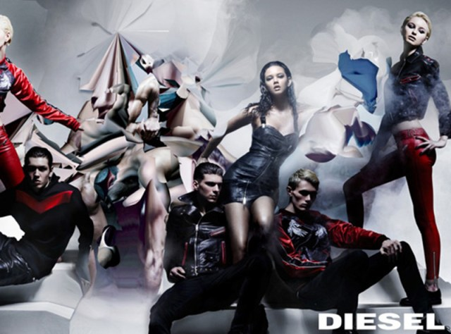 Diesel  Fashion AW 2014 campaigns