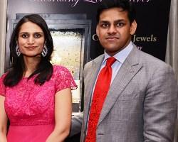 Divya and Rishabh Tongya