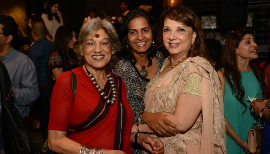 Dolly Thakore, Farzana Contractor, Zarine Khan