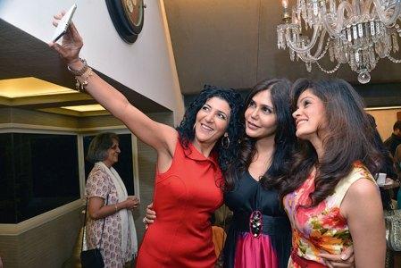 Donna Mercedes, Nisha Jamvwal, Vidya Malvade