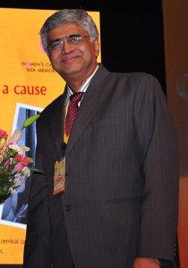 Dr R Badwe