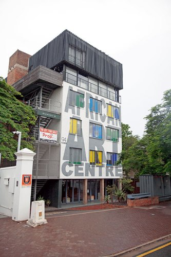 The African Art Centre is a great place for local handicrafts