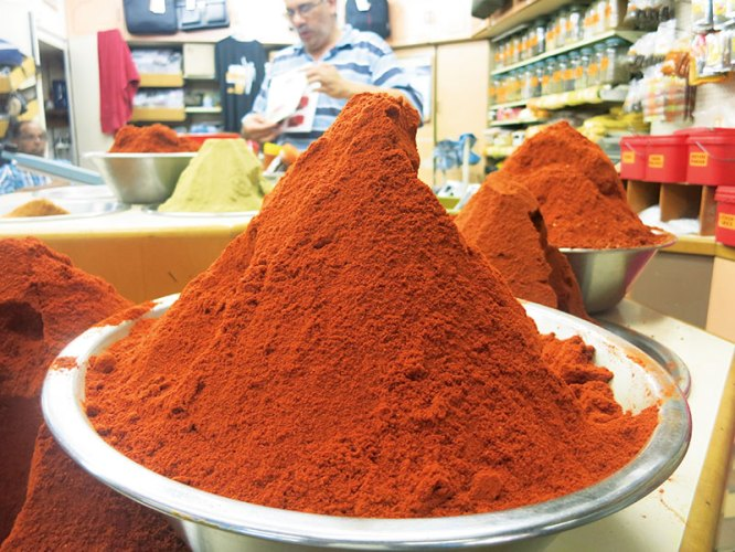 Masala powders make good souvenirs and gifts