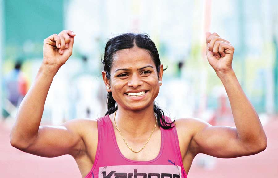 Dutee Chand, Athlete, online power list 2017, power moment 2017,