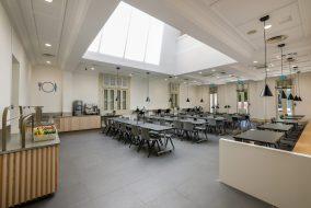 Cafeteria, EHL Campus (Singapore)