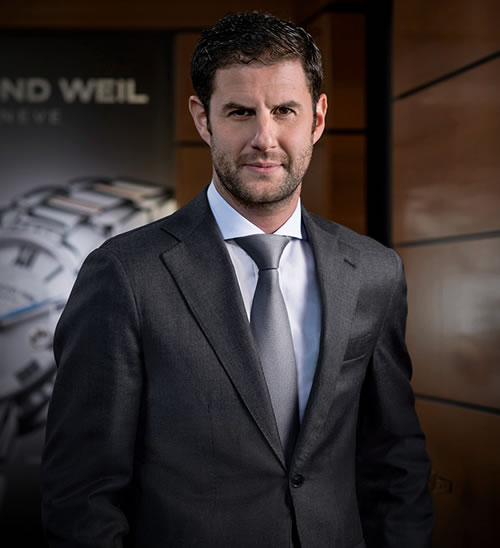 Raymond Weil CEO Elie Bernheim speaks to Verve at Baselworld 2015 about watches and music