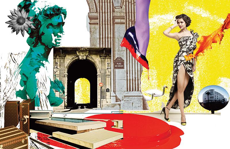 Esha Gupta, Pop Art, Fashion