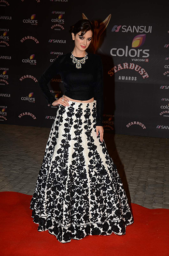 Evelyn Sharma in Manish Malhotra