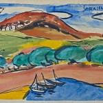 Landscape in Goa (Dona Paola), 1946 at Saffronart