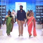 Artisans, Clothes, Collection, Design, Designers, Featured, karigars, Lakme Fashion Week, Lakmé Fashion Week Summer Resort 2018, Online Exclusive, Puducherry, Rouka, Rouka by Sreejith Jeevan, social issues, Sreejith Jeevan, Sustainability, Usha Silai Project, Usha Silai School, Women Empowerment