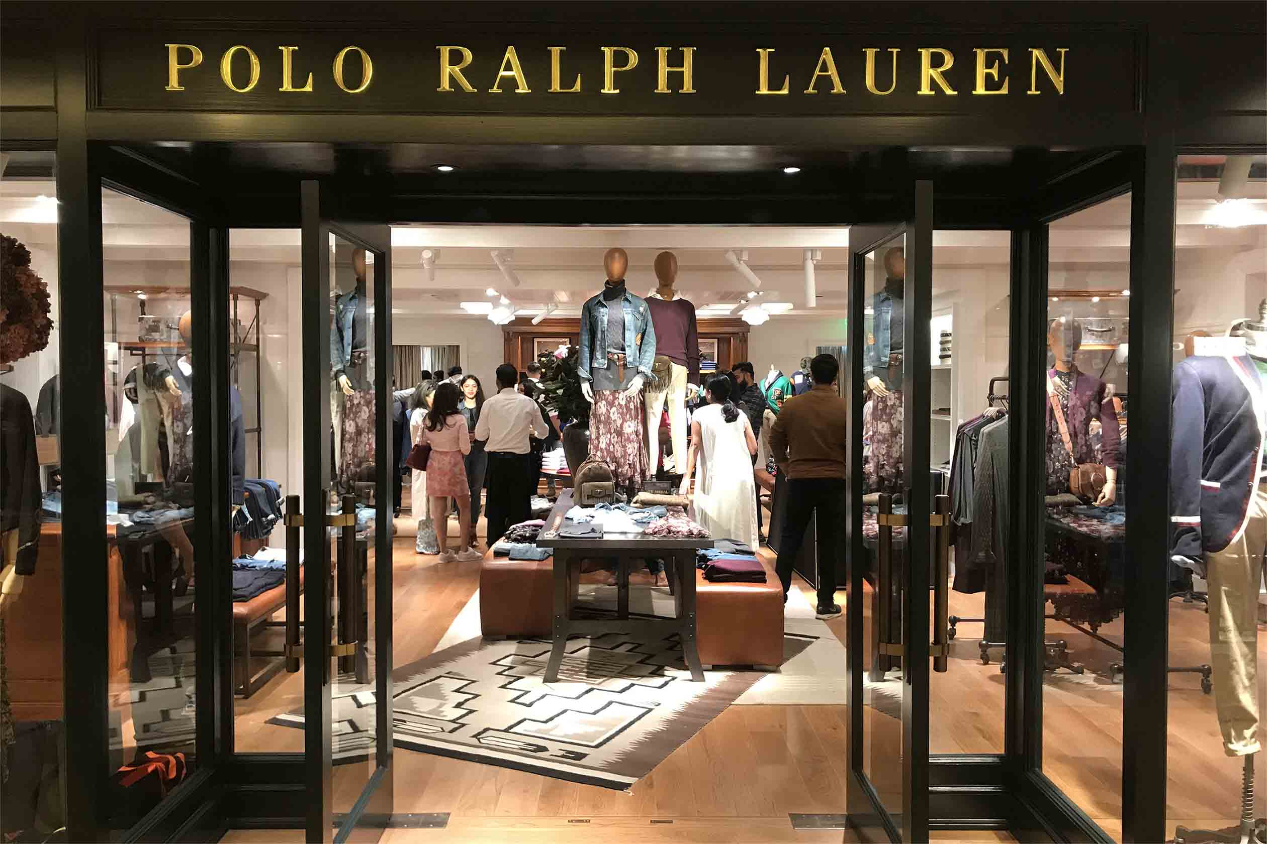 83b248b0a4f Polo Ralph Lauren Launches In India
