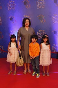 Farah Khan and kids