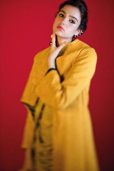 Haldi Yellow