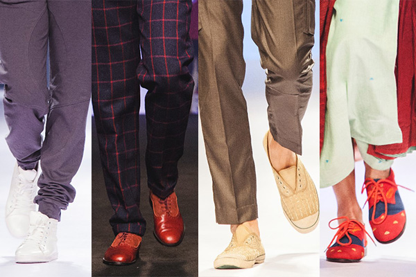 Lakme Fashion Week Shoes